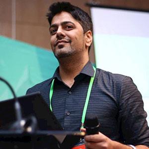 digital marketing trainer - Saurabh Choudhary image