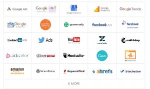 Digital Marketing Tools Image